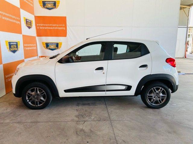 Renault kwid 1.0 2018 - aceito moto na troca - Foto 4