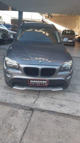 BMW X1  18i  2012  TOP DE LINHA RARIDADE - Foto 6