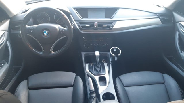 BMW X1  18i  2012  TOP DE LINHA RARIDADE - Foto 14