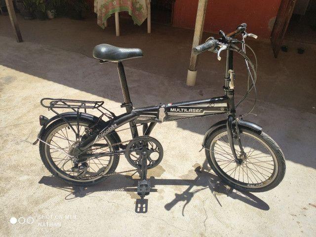V/T Bicicleta elétrica Multilaser - Foto 6