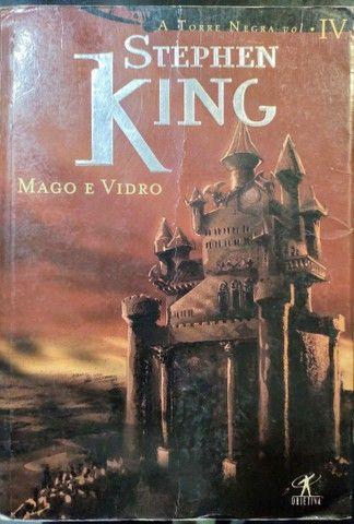 A Torre Negra - Stephen King - 6 volumes - Foto 5