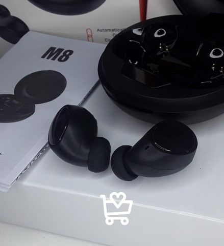 Fone Bluetooth M8 (entrega grátis) - Foto 3