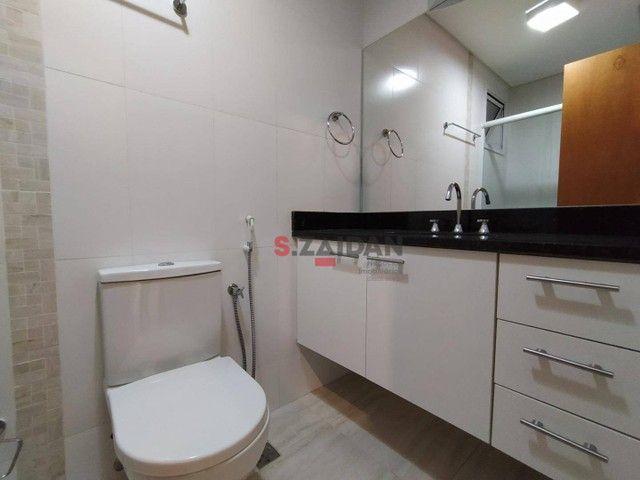 Apartamento com 3 dormitórios, 124 m² - venda por R$ 850.000,00 ou aluguel por R$ 3.400,00 - Foto 12