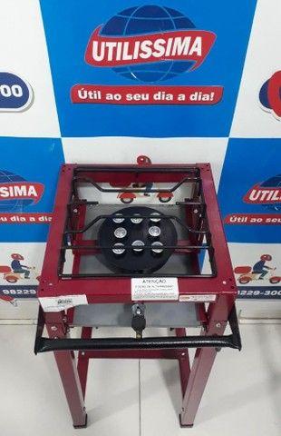Fogão Industrial 1 boca de pé / sem forno - Foto 4