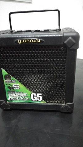 Cubo Para Guitarra G5 - GIANNINI - Foto 4