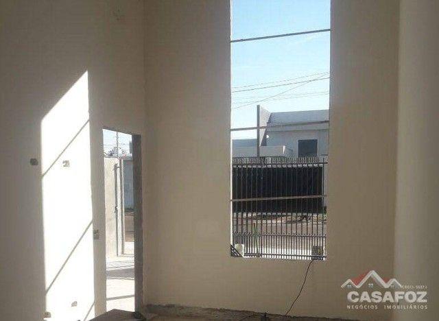 CA0175 - CASA Á VENDA NA REGIÃO DO JARDIM IPÊ EM FOZ DO IGUAÇU - PR - Foto 9