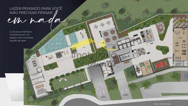 Andar à venda, 3 quartos, 1 suíte, 2 vagas, VALE DO SERENO - NOVA LIMA/MG - Foto 8