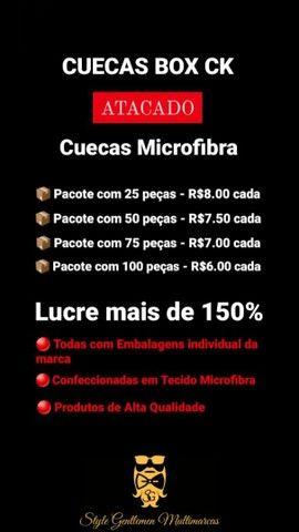 Cuecas Microfibra Atacado