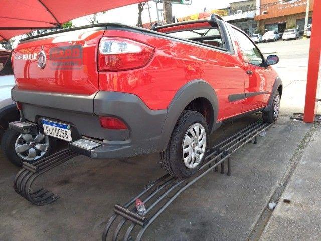 Fiat Strada 1.4 Mpi Hard Working Cs 8V Flex 2P Manual - Foto 4