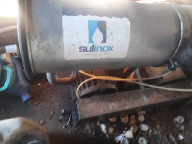 Resfriador  de leite  de 1.000L completo - Foto 5