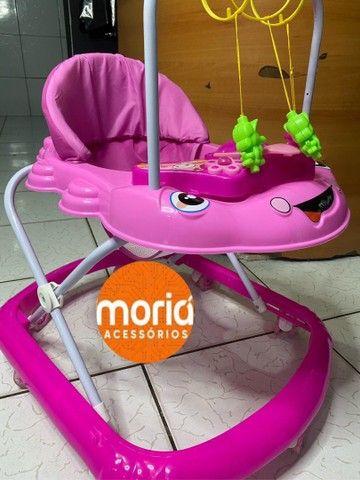 Andador Andajá Infantil Musical Menino Menina  - Foto 4