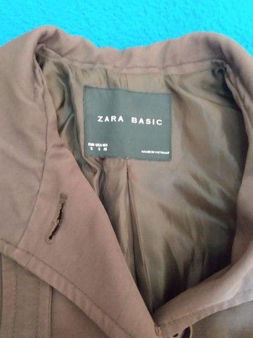 Jaqueta Zara Basic - Foto 2