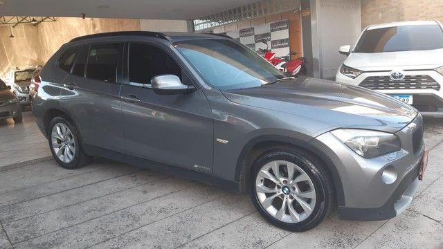 BMW X1  18i  2012  TOP DE LINHA RARIDADE - Foto 5