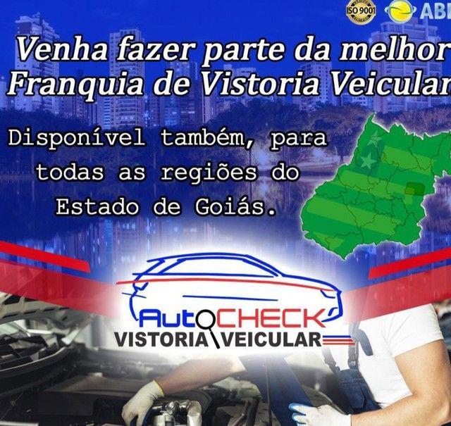 Franquia de Vistoria Veicular - Foto 2