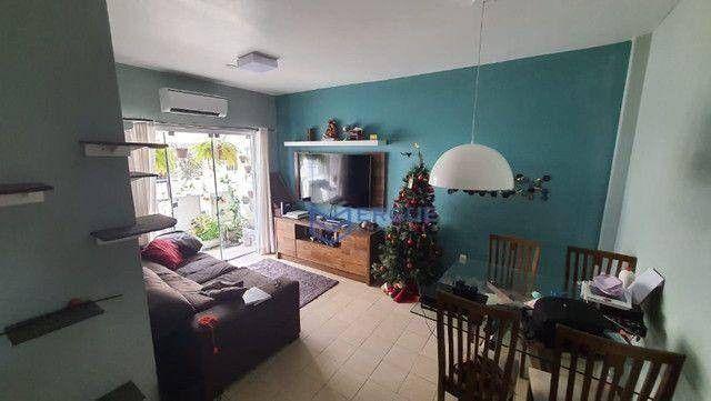 Morada dos Coqueiros - Apartamento com 3 dormitórios à venda, 87 m² por R$ 190.000 - Vila  - Foto 2