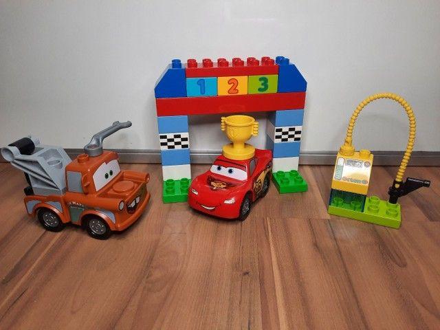 Lego Duplo Carros Disney