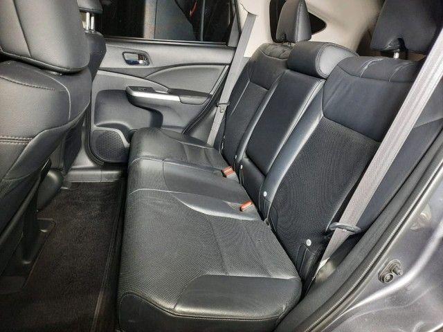 HONDA CRV 2.0 EXL 4X4 16V FLEX 4P AUTOMÁTICO - Foto 8