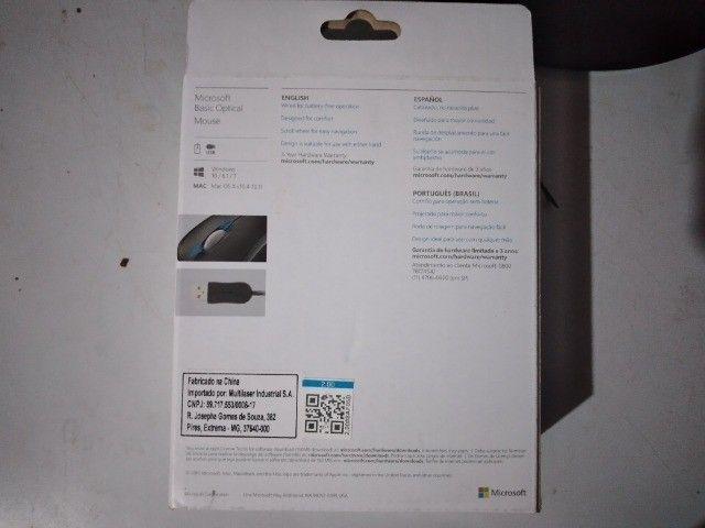 Basic Optical Mouse - Foto 2