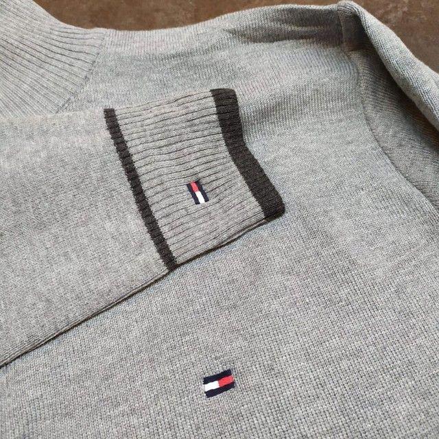 Suéter, todos com logo no pulso! - Foto 4