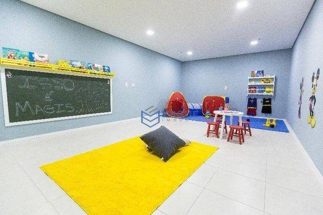 Apartamento com 2 dormitórios à venda, 57 m² por R$ 371.910,17 - Jóquei Clube - Fortaleza/ - Foto 4