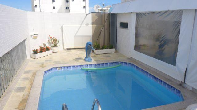 Cobertura duplex 4 quartos, Caminho das Árvores, Salvador, Bahia