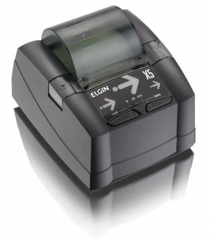 Impressora não fiscal x5 elgin