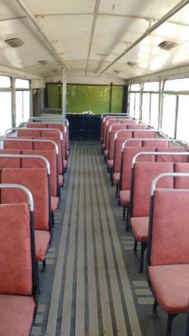 Vendo ônibus MB