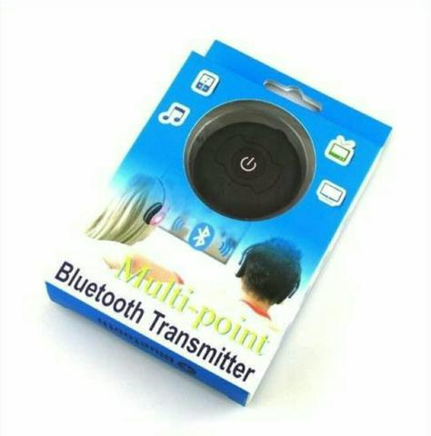 Transmissor Bluetooth Multiponto P2 3.5Mm