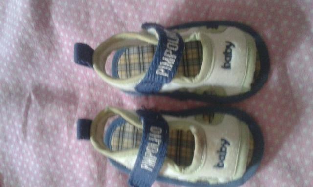 Sandálias Pimpolho N 02