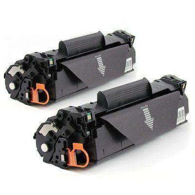 Toner Hp Compatível 285a/35a/36a/78a/88a 100% Novo Lacrado