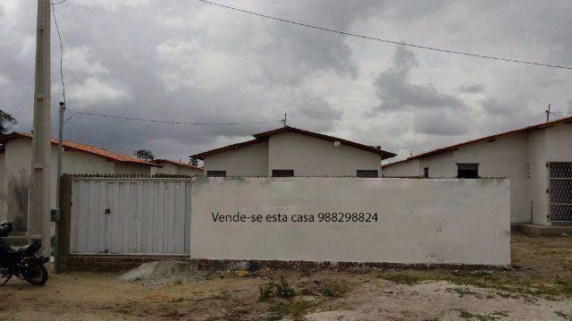 Casa em Mangabeira VIII no Aspom, dois quarto toda quitada e legalizada