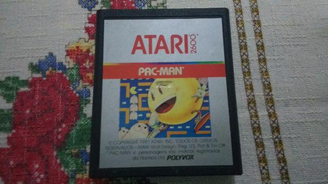 Pac Man atari 2600