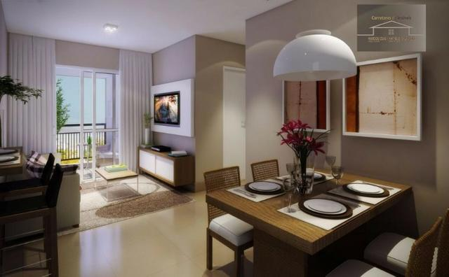 Lançamento de condomínio de apartamentos em Cosmópolis-SP (AP0014) - Foto 6