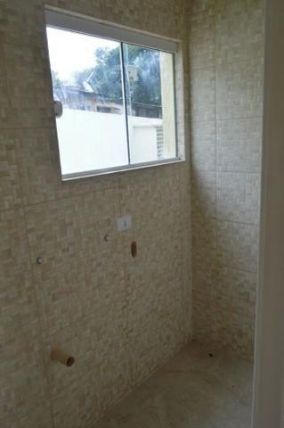 Sobrado novo de frente com 113 m2 3 quartos no Abranches - Foto 10