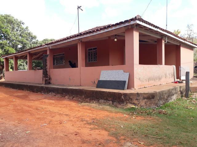 Oportunidade!! Vendo excelente fazenda em Formosa Goiás, com 168 hectares com muita água - Foto 4