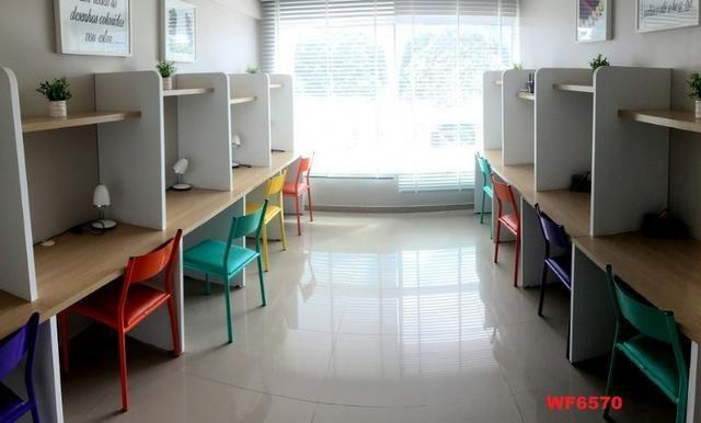 The Link, apartamento com 2 quartos, 1 vaga, bairro Luciano Cavalcante, próximo a Unifor - Foto 8