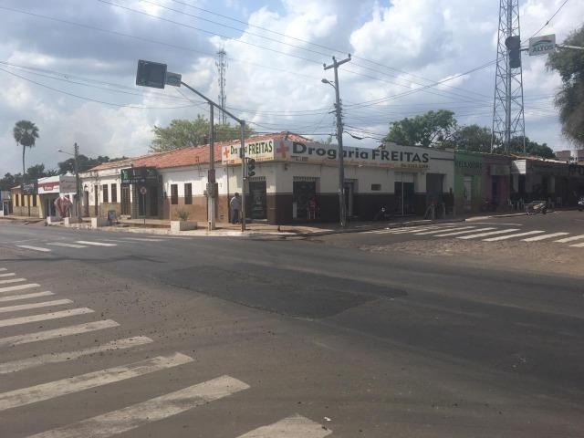 Ponto Comercial No Centro de Alto de esquina com BR-343 - VD-0299