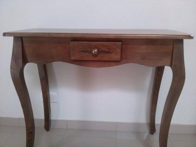 Aparador madeira luis XV na cor rustica - Foto 2
