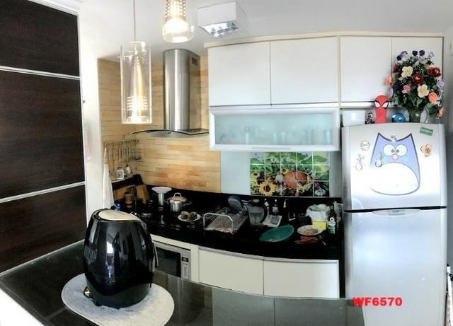 Navegantes e Meridiano, apartamento com 2 quartos, projetado, Parque Iracema, próx BR 116 - Foto 9