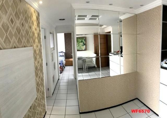Navegantes e Meridiano, apartamento com 2 quartos, projetado, Parque Iracema, próx BR 116 - Foto 6