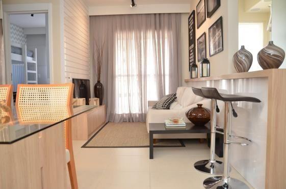 Apartamento de 2 quartos em Del Castilho-RJ