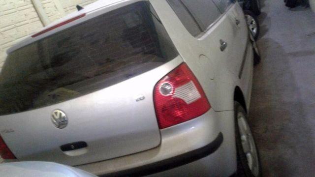 Retirada de peças Volkswagen Polo 2005 1.6 * Sucata