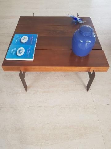 Mesa com Madeira de Ipê maciça