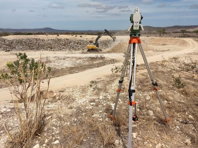 Georreferenciamento e topografia - Foto 2