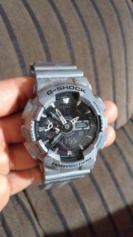 739e5054f62 Relógio G-SHOCK CASIO original camuflado - Bijouterias