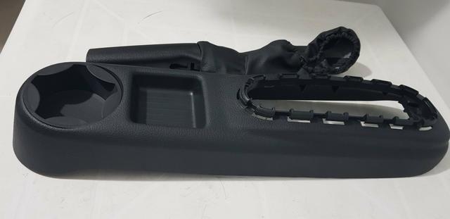 Console e porta copos traseiro GOL G6