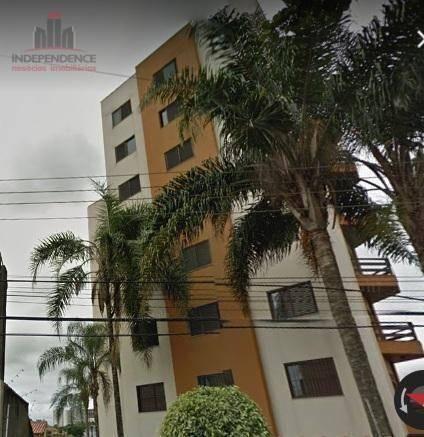 Apartamento à venda, 81 m² por r$ 270.000,00 - jardim das indústrias - são josé dos campos