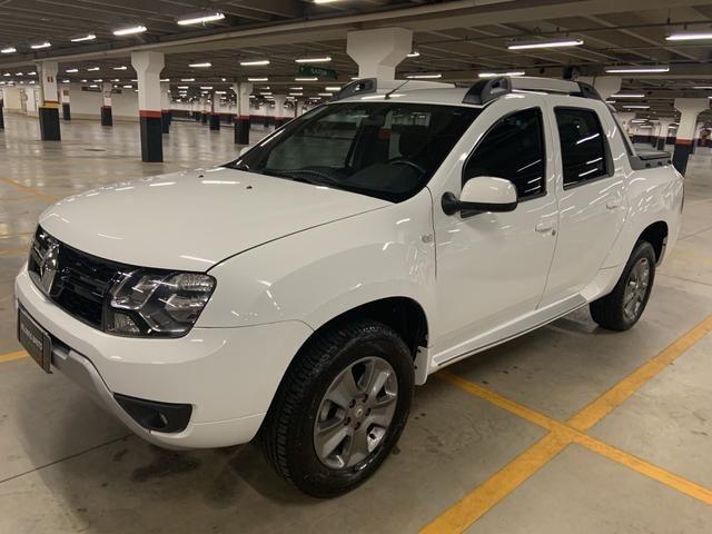 Linda Renault Pick Up Duster Oroch 2016