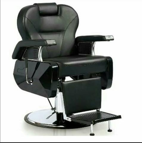 Cadeira Top de Barbearinha na Promoção da Hot Bittes
