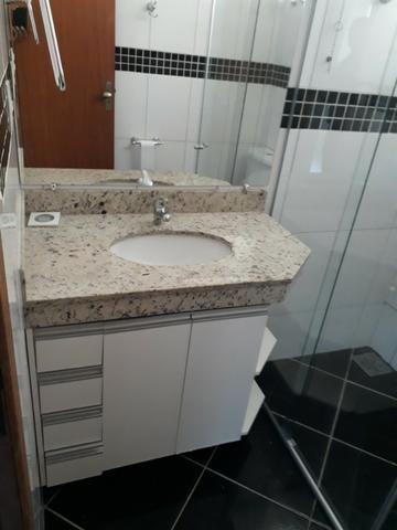 (R$290.000) Casa Seminova c/ Garagem p/ 02 Carros e Área Gourmet - Bairro Morada do Vale - Foto 11